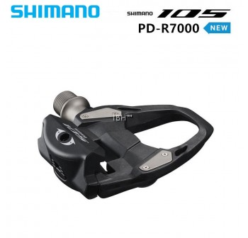 Shimano 105 PD-R7000 Carbon SPD-SL Road Bike Pedals SM-SH11 New in Box