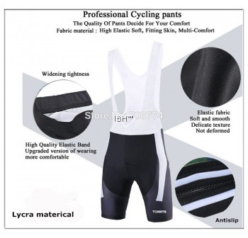 Team pro cycling jerseys BIB set men UCI peloton gel padded bib short sleeves