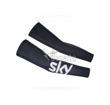 Arm warmer UV heat protection cycling long sleeves running compression 2 pcs