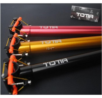 Totta CNC 18x grams ready stock seatpost brand new 31.6 27.2 30.9 MTB RB