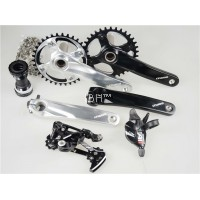 LTWOO 1x11 x12 groupset 11 22 speed sram shimano compatible MTB XT GX 50T