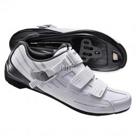 Shimano RB MTB Shoes SH-RP300  WHITE Black cycling shoe clipless