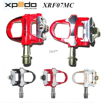 Xpedo light Road Bike Sealed Pedals Look Keo Compatible 118g XRF07MC