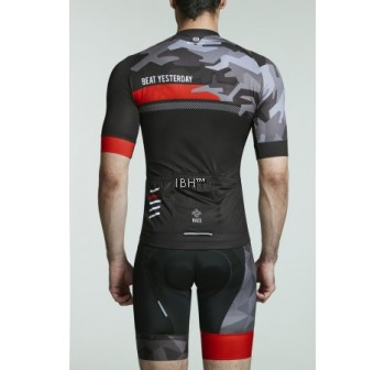2017 AWESOME CYCLING TOPS MEN RACE B JAT III RED