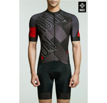 2017 AWESOME BIKE JERSEY MEN RACE A EDGE RED
