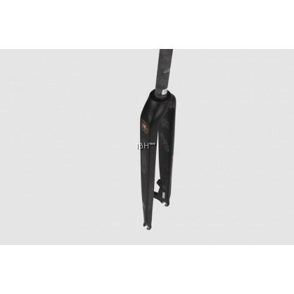 KRSEC full carbon ultralight 26 27.5 disc brake rigid fork | Mosso JAVA