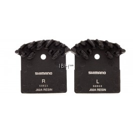 Shimano ICE TECH Brake Pad XTR, XT, SLX , (J02A) Resin Disc brakepad J03A