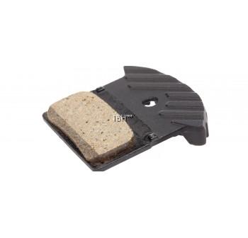 Shimano ICE TECH Brake Pad XTR, XT, SLX , (J02A) Resin Disc brakepad J03A