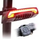 Meilan X5 80Lumen 2000mAh Bicycle Laser Tail Light