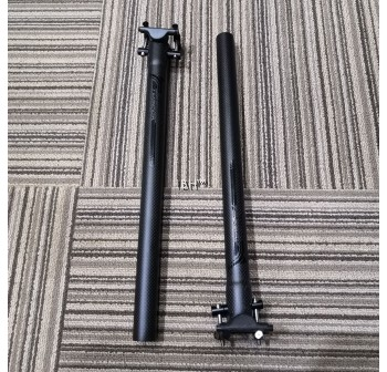 2018 Toseek carbon seatpost ultra light 150g 400mm