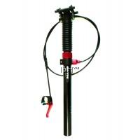 TMARS Adjustable Seatpost Seat Post 27.2 30.9 31.6X400mm DH/FR/AM/XC