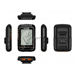 "2019 Bryton Rider 450E GPS Cycling Cadence Heart rate 2.3"" Free casing"