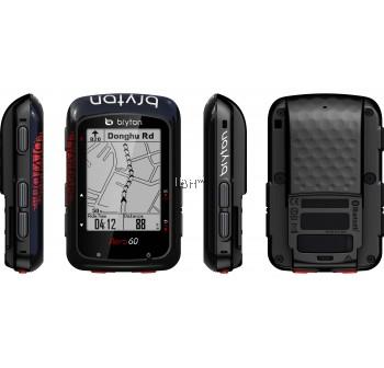 Bryton Rider Aero 60 GPS Cycling Computer