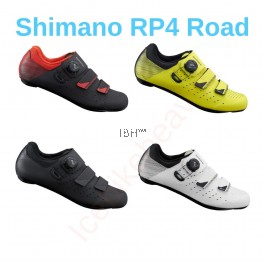 2019 Shimano RP4 RP400 Road clipless Black White yellow orange