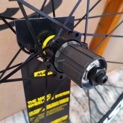 Mavic cosmic 40mm aero disc brake v brake 700c QR thru axle clincher Fixie bike