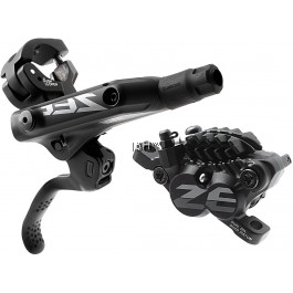 Shimano Zee BR-M640 Disc Brake 4-ceramic piston caliper