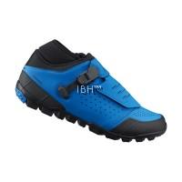Shimano Trail Enduro MTB Mountain Bike Shoes SH-ME701 ME7 Blue black