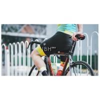 Monton 2019 Urban Mens Cycling Bib Shorts Scud Black