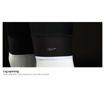 Monton Urban Mens Cycling Bib Shorts Scud Black