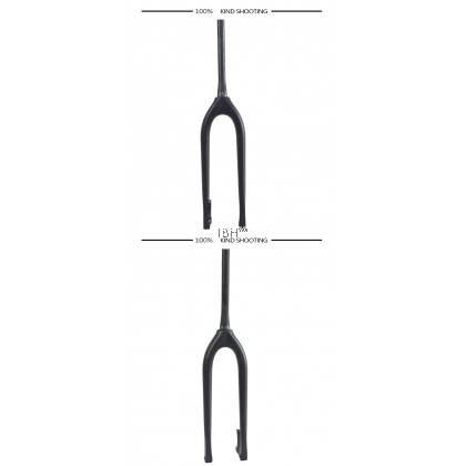 BXT 29er Full Carbon Boost Fork 110*15mm MTB Fork 1-1/8 to 1-1/2 Tapered carbon fiber mountain bike