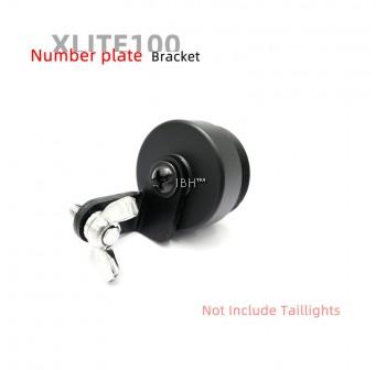 Enfitnix XLite 100 LED smart Bike Light USB rechargeable waterproof warranty