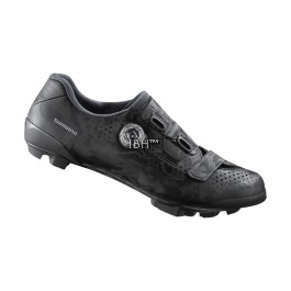 2020 Shimano SH-RX8 Gravel Racing Shoe RX800 (black)