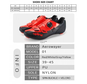 2020 Aerowayer Upline road cycling shoes SPD KEO ultralight racing road bike shoes men women professional