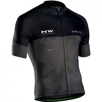 2020 NW northwave men's cycling jerseys short sleeve 3 pockets full zip bike shirts