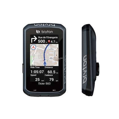 Bryton Rider 860 860T 860E TOUCH SCREEN COLOR Cycling Navigation