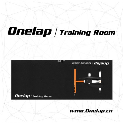 MAGENE ONELAP Indoor Trainer Floor Mat Multipurpose carpet T300 Gravat 190 x 70cm