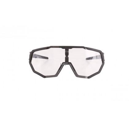 2021 X-TIGER Photochromic Polarized Cycling Glasses MTB Sunglasses Bike Eyewear Myopia Frame Cateye