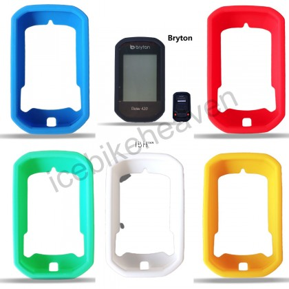 Bryton rider 860 450 410 420 60 one 10 15 silicone casing FREE screen protector